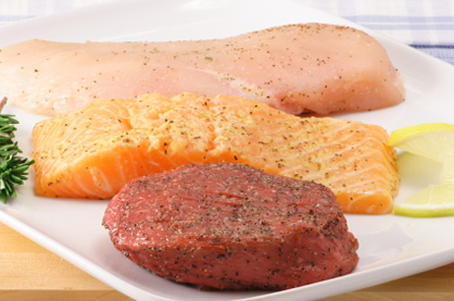 Healthy Cooking: Organic Meat