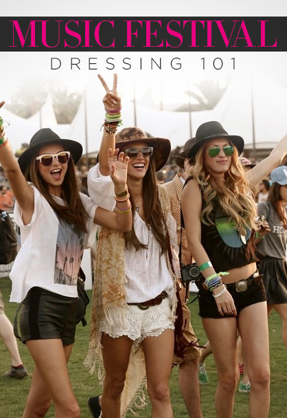 312c59af215 How to Dress for a Music Festival. The definitive guide