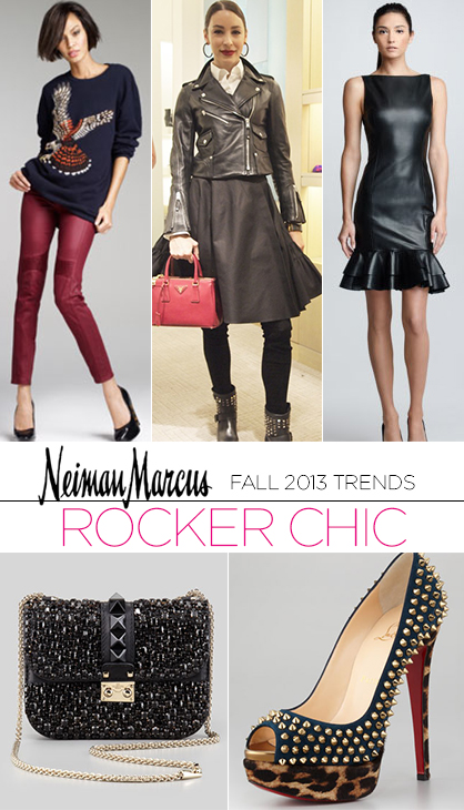 Fall 2013 Trends: Rocker Chic