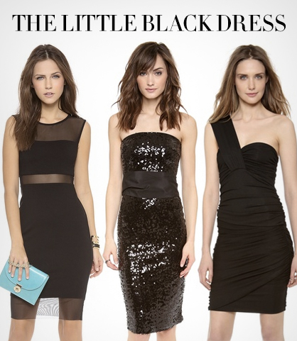 NYE Little Black Dress