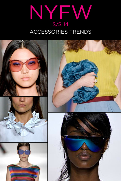 Spring 2014 trend in accessories