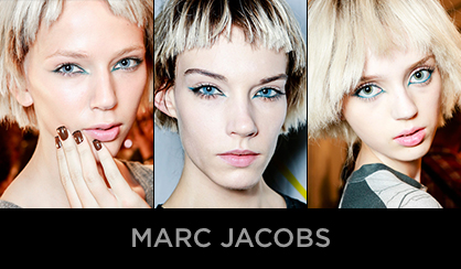 NYFW 2013 Beauty Marc Jacobs