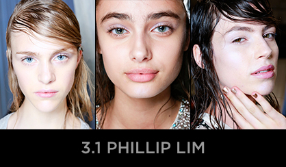 NYFW 2013 Beauty 3.1 Phillip Lim