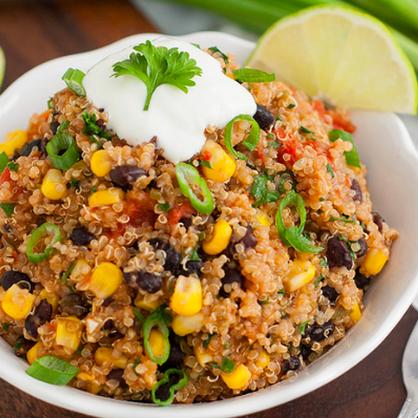 One Pot Wonder: Southwest Quinoa