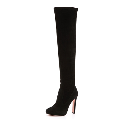 Over the Knee Boots Fall 2013