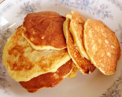 Blogilates Banana Pancakes