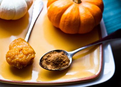 DIY Pumpkin Beauty Recipes Body Mask