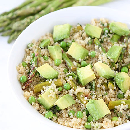 Healthy Recipes: Avocado and Quinoa Salad