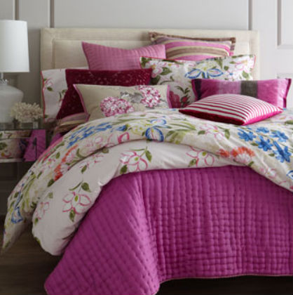 For the Home: Radiant Orchid Bedding
