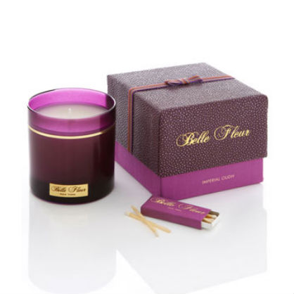 For the Home: Radiant Orchid Candle