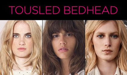 Resort 2014 Beauty Bed Head