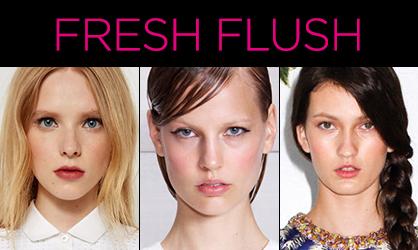 Resort 2014 Beauty Fresh Flush