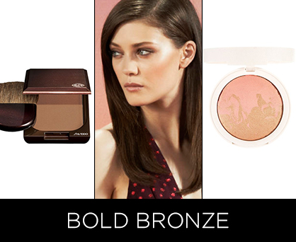 Resort 2014 Beauty Trends: Bronze