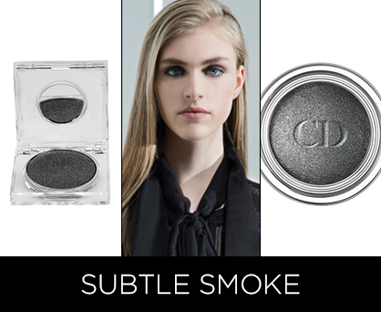 Resort 2014 Beauty Trends: Subtle Smoke