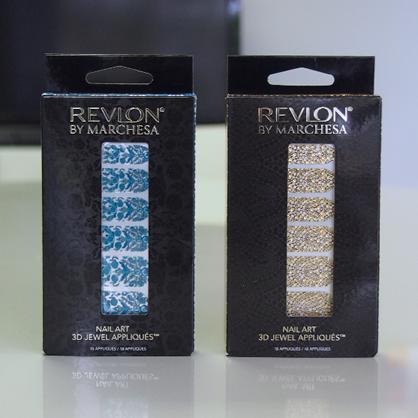 Revlon by Marchesa Nail Decals