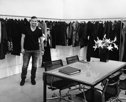 Rubin Singer New York Showroom