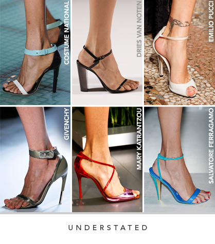 23bb785e3ac LUX Style  The understated sandal