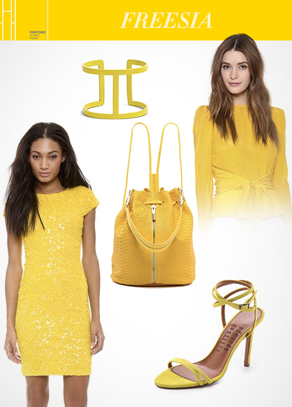 Spring 2014 Color Trend: Freesia