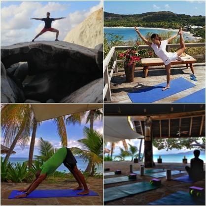 Summer Fitness Retreats Rosewood Little Dix Bay