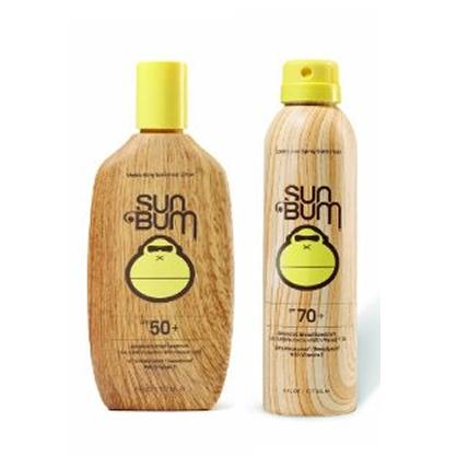 Sun Bum Suncare Products