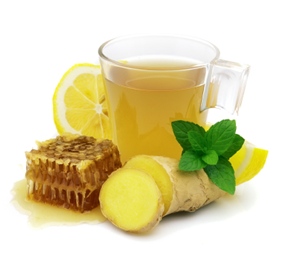 Ease a Hangover with Ginger Tea