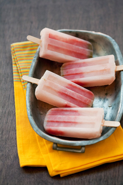 Tequila Treats Tequila Watermelon Popsicles
