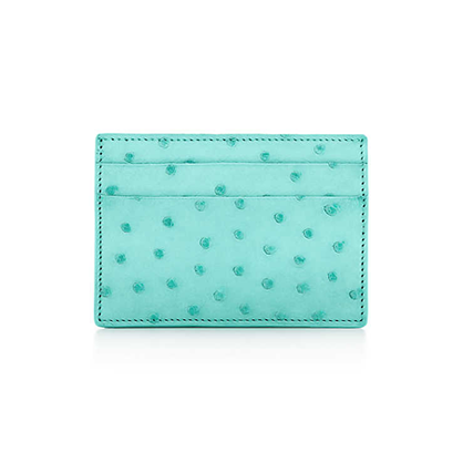 Tiffany & Co. Flat Card Case