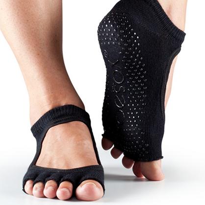 Fitness Grip Toe Socks