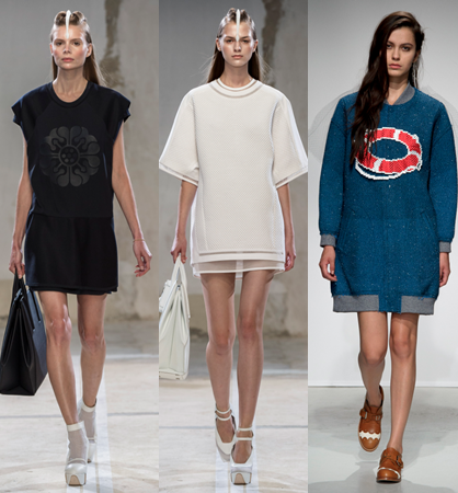 S/S 14 Trends: Tunic Dresses