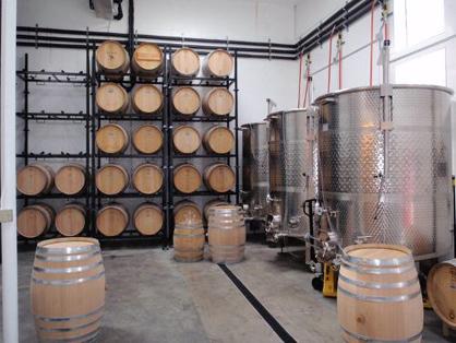 Urban Wineries Eight Bells