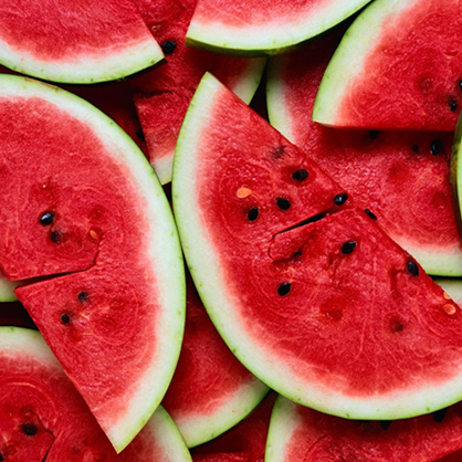 Protect Skin from Sun with Watermelon