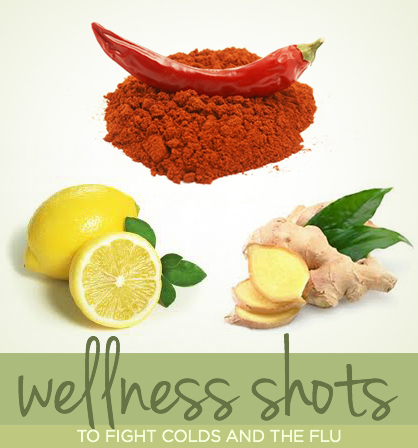 Wellness Shot: To Fight the Colds and the Flu