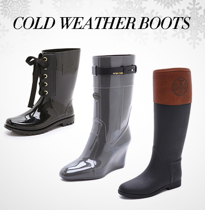 Winter Accessories: Boots