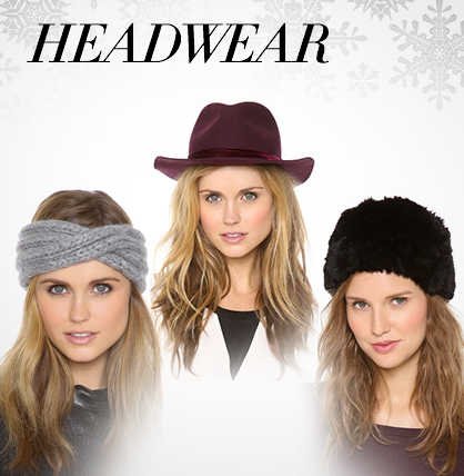 Winter Accessories: Hats and Beanies