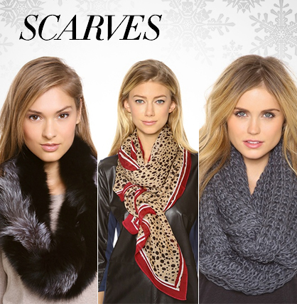 Winter Accessories: Scarves