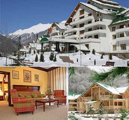 Sochi Olympics Grand Hotel Travel