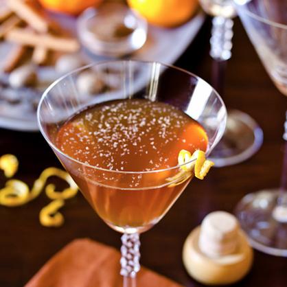 Zest Martini recipe