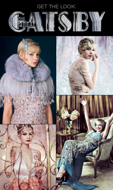 Get the Look: The Great Gatsby