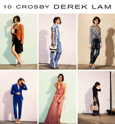 Amazon Launches 10 Crosby Derek Lam Online Store