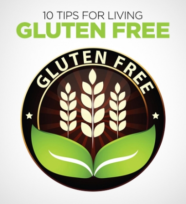 Wellness Wednesday: 10 Tips for Living Gluten Free