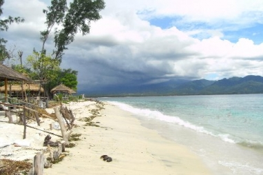 Gili Air, an Indonesian Secret