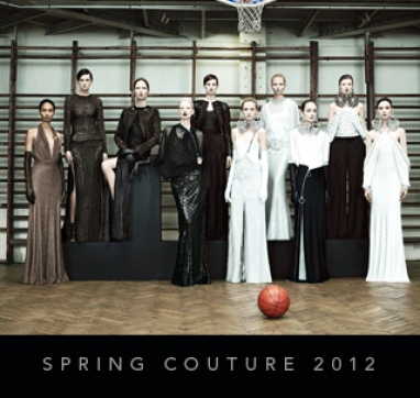 Spring Couture 2012: Givenchy