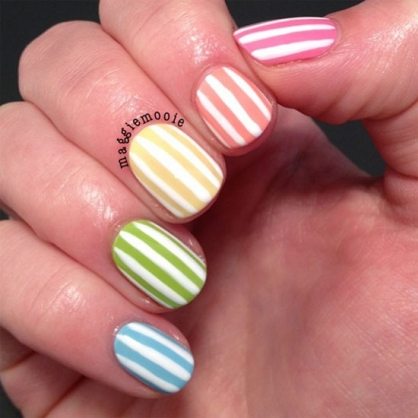 spring and summer nail art designs  ladylux  online