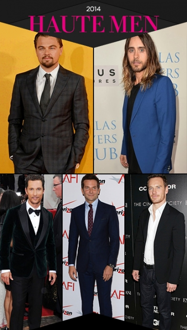 2014 Haute Men Of Hollywood
