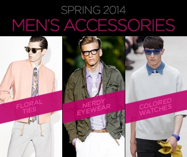LUX Man: Accessorizing in Style