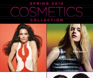 LUX Beauty: 4 Spring 2014 Beauty Collections