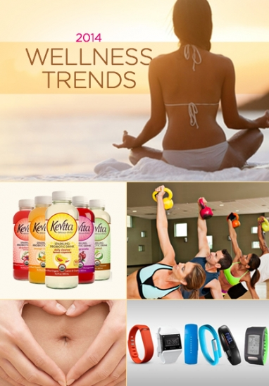 Wellness Wednesday: 2014 Wellness Trends