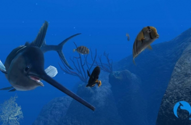 Socially interactive app theBlu brings the ocean to screens and supports ocean conservation