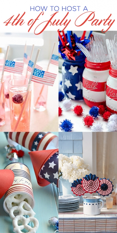4th of July Decoration Ideas