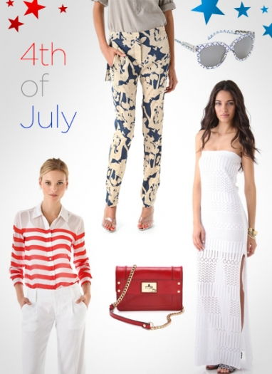 LUX Style: 4th of July